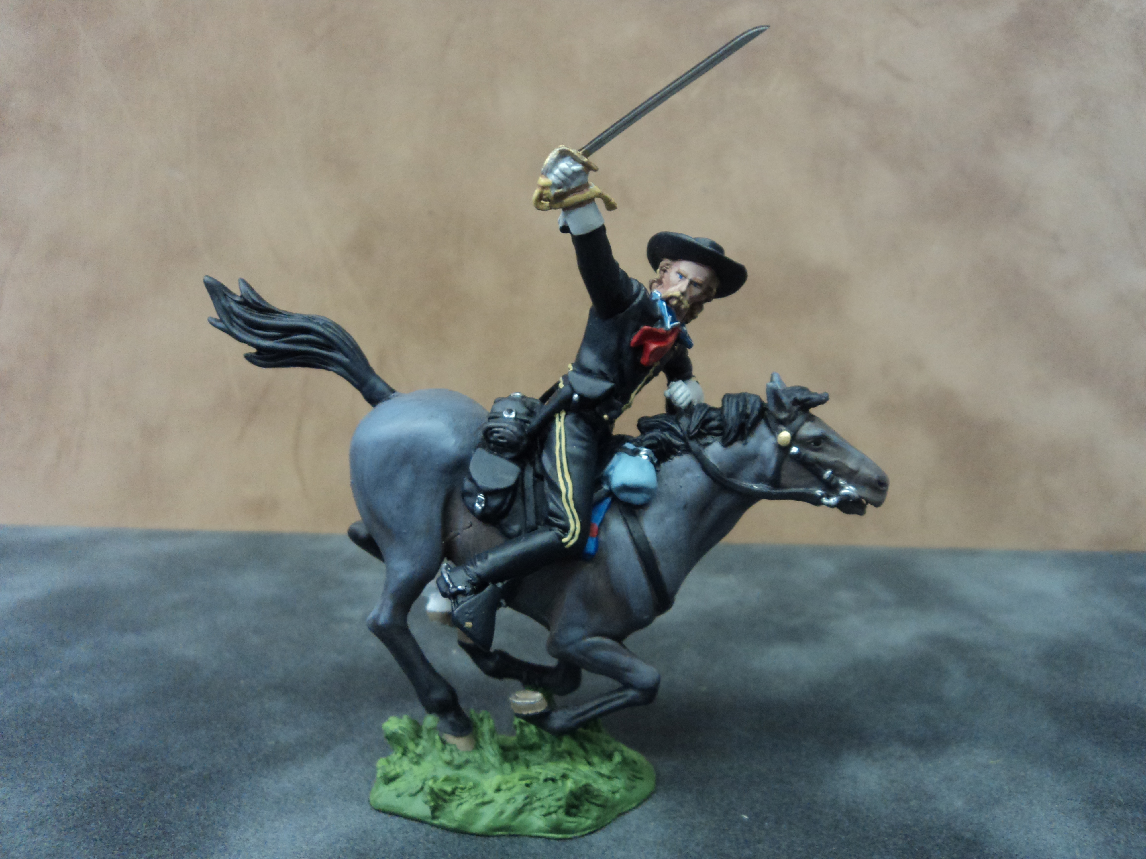 custer black singles The 141st anniversary of custer's last stand is next sunday  the single day of his life,  dressing up in black velvet uniforms adorned with gold braid.